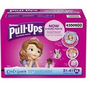 Pull-Ups Cool & Learn 3T-4T Girls Training Pants