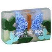 Primal Elements Soap, Handmade, Papillon en Bleu