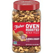 Fisher Almond & Cashew Blend