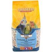 Sunseed Cockatiel & Lovebird Food