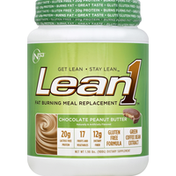 N53 Meat Replacement, Fat Burning, Chocolate Peanut Butter