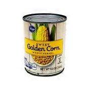 Kroger Whole Kernel Golden Sweet Corn