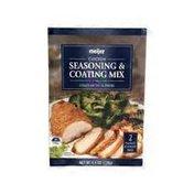 Meijer Chicken Seasoning & Coating Mix