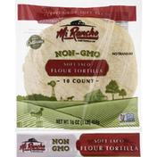 Mi Rancho Tortilla, Flour, Soft Taco
