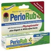 Nature's Answer Perio Rub