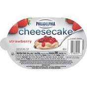 Philadelphia Strawberry Cheesecake Refrigerated Snacks