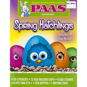 PAAS Egg Decorating Kit, Spring Hatchlings