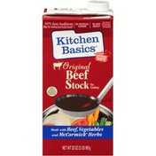 Kitchen Basics® Original Beef Stock