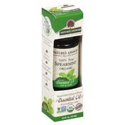 Nature's Answer Essential Oil, Organic, Spearmint