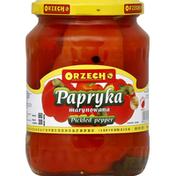 Orzech Pickled Pepper