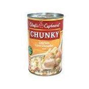 Chef's Cupboard Chunky Corn Chowder Soup