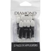 Diamond Cosmetics Eye Applicators