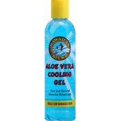 Hawaiian Blend Cooling Gel, Aloe Vera