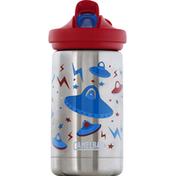 Camelbak Bottle, SST Vacuum Insulated, UFO's, Kids, 12 Ounce