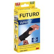 FUTURO Wrist Brace, Moderate-Stabilizing Support, Left Hand, S-M