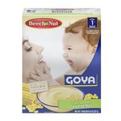 Beech-Nut Goya Stage 1 Corn Cereal