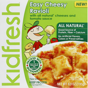 Kidfresh Ravioli, Easy Cheesy