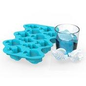 TrueZoo Parad-Ice™ Fish Silicone Ice Cube Tray
