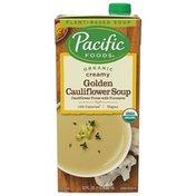 Pacific Organic Creamy Golden Cauliflower Soup
