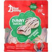 Blue Bunny Bunny Snacks Peppermint Bark