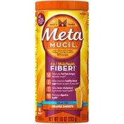 Metamucil Multi-Health Psyllium Sugar-Free Powder, Orange Flavored Metamucil Multi-Health Psyllium Fiber Supplement Sugar-Free Powder, Orange