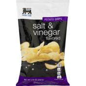 Food Lion Salt & Vinegar Chips