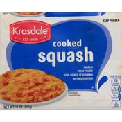 Krasdale Squash, Cooked