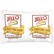 Jell-O Cheesecake Mix