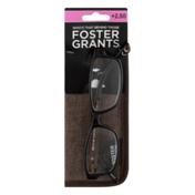Foster Grants Non-Prescription Glasses +2.50 Truman TOR