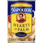 Napoleon Co. Heart of Palm, Sliced