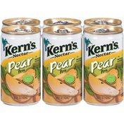 Kern's Pear 5.5 Oz Nectar