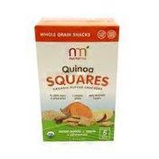 NurturMe Quinoa Squares Organic Puffed Crackers
