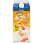 Blue Diamond Vanilla Almond Cashew Almondmilk Cashewmilk Blend