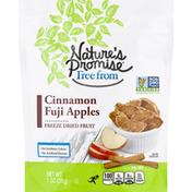 Nature's Promise Freeze Dried Fruit, Cinnamon Fuji Apple