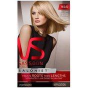 Vidal Sassoon Salonist Permanent 9.5/0 Very Light Neutral Blonde Hair Colour