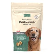 NaturVet Senior Wellness Quiet Moments, Dog Calming Aid, Plus Melatonin