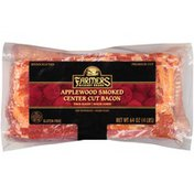 Farmer's Applewood Smoked Center Cut Twin Pack Bacon