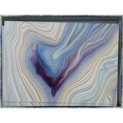 Peter Pauper Note Cards, Blue Agate