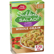 Betty Crocker Suddenly Whole Grain Pasta Salad, Classic Pasta Salad