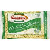 Manischewitz Noodle Style Pasta, Yolk Free, Gluten Free, Medium