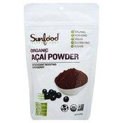 Sun Food Superfoods Acai Powder, Organic