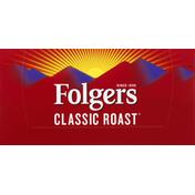 Folgers Coffee, Medium, Classic Roast, K-Cup Pods