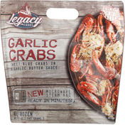 Legacy Foods Crabs, Garlic