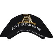 Eagle Emblems Cap, Black, Don't Tread On Me