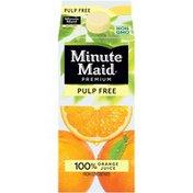Minute Maid Orange Juice Pulp Free, Fruit Juice Drink