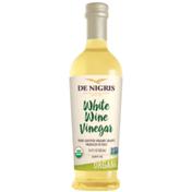 De Nigris Organic White Wine Vinegar