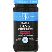 Tillen Farms Cherries, Bada Bing, Stem-On