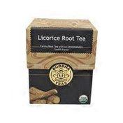 Buddha Teas Organic Licorice Root Tea