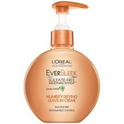 Eversleek Sulfate-Free Smoothing System Humidity Defying Leave-In Creme