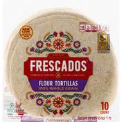 Frescados Flour Tortillas, 100% Whole Grain